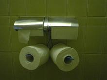 府中競馬場 競馬博物館1階トイレ