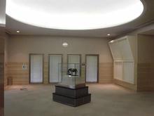府中競馬場 競馬博物館2階