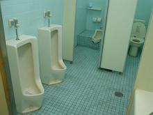 エコス奈良橋店トイレ
