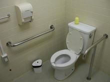 アミュー立川 1階多目的トイレ