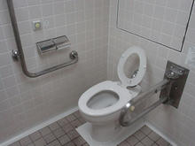 グリーンロード花南公園トイレ