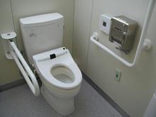 ステア(保谷駅前公民館) 4階多目的トイレ