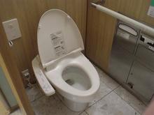 伊勢丹府中店 7階トイレ