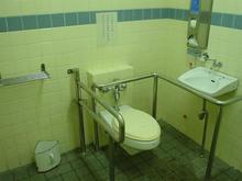 小金井公園 たてもの園前トイレ