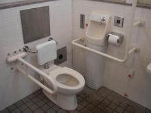 小金井公園 中央NEW多目的トイレ