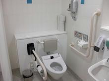 イトーヨーカドー 武蔵小金井店 4階多目的トイレ