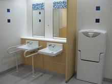 イトーヨーカドー 武蔵小金井店 1階トイレ