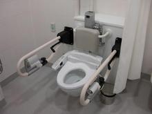 イトーヨーカドー 武蔵小金井店 1階多目的トイレ