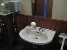 昭和記念公園 コスモスの丘多目的トイレ