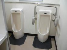 でんきち三鷹本店 1階トイレ
