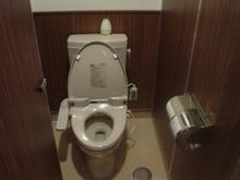 ヴィクトリアゴルフ三鷹野崎店トイレ