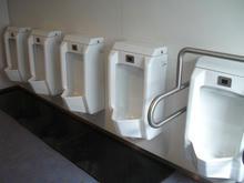 小金井公園 江戸東京たてもの園ビジターセンタートイレ