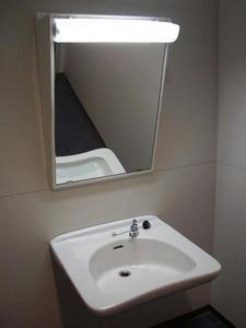 小金井公園 江戸東京たてもの園ビジターセンター多目的トイレ