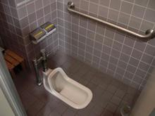 南荻窪図書館 1階トイレ