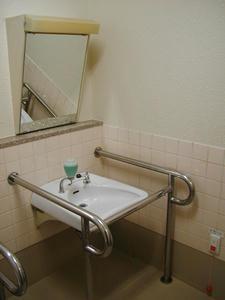 田道住区センター三田分室 1階多目的トイレ