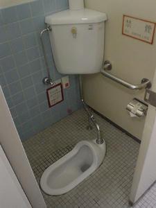田道住区センター三田分室 2階トイレ