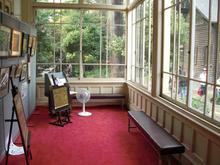旧岩崎邸庭園 洋館1階