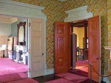 旧岩崎邸庭園 洋館2階