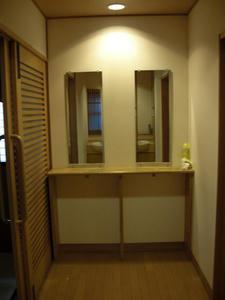 旧岩崎邸庭園 和館トイレ