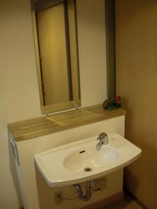 旧岩崎邸庭園 和館多目的トイレ