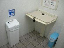 島忠家具ホームセンター中野店 1階多目的トイレ