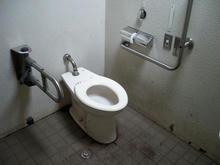 北烏山もぐら公園多目的トイレ