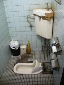 ハモニカ横丁トイレ