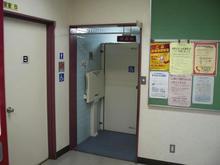 小金井公民館本町分館トイレ