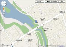 善福寺公園 中央橋トイレ
