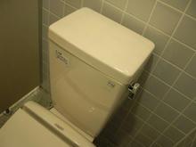 PCデポ三鷹店トイレ