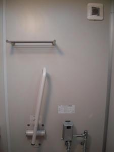 下野谷遺跡公園トイレ