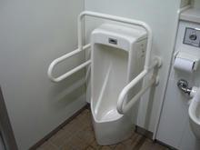 武蔵関公園 ボート小屋横多目的トイレ