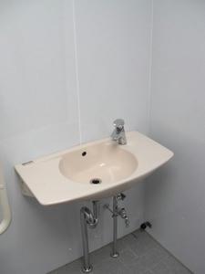 松渓橋公園トイレ