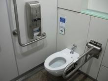 浅草寺北公衆多目的トイレ
