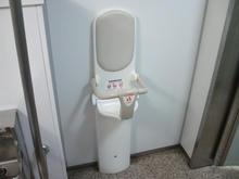 浅草寺南公衆多目的トイレ