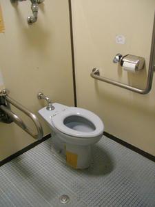 立野公園多目的トイレ