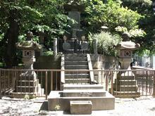 彰義隊隊士の墓