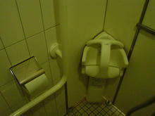 コープひばりヶ丘店 2階トイレ