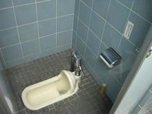 小金井公園 小金井市体育館2階トイレ