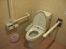 マルフジ福生店多目的トイレ