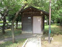 みほり広場公園多目的トイレ