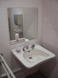 西友三鷹牟礼店多目的トイレ