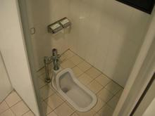 くにたち郷土文化館 館内トイレ