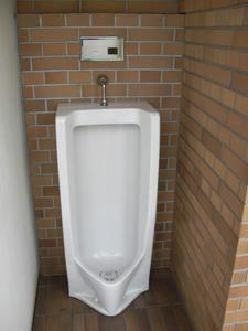 くにたち郷土文化館 館外トイレ