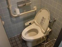 西友青柳店 2階トイレ