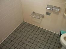 西友青柳店 2階多目的トイレ