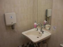 西友国領店多目的トイレ