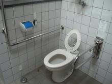 清瀬せせらぎ公園多目的トイレ