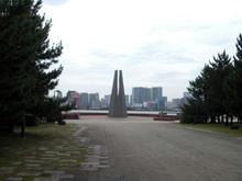 潮風公園 街と海のプロムナード