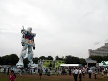 潮風公園 ガンダム